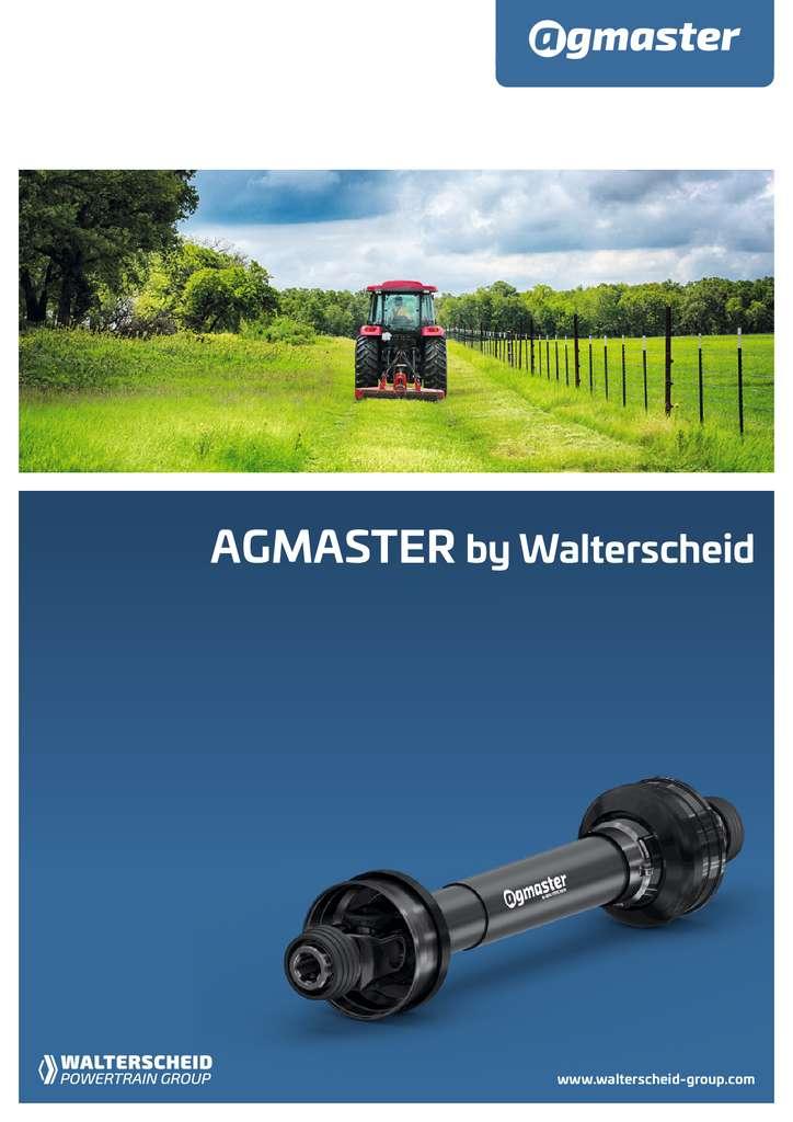 Walterscheid Agmaster brochure