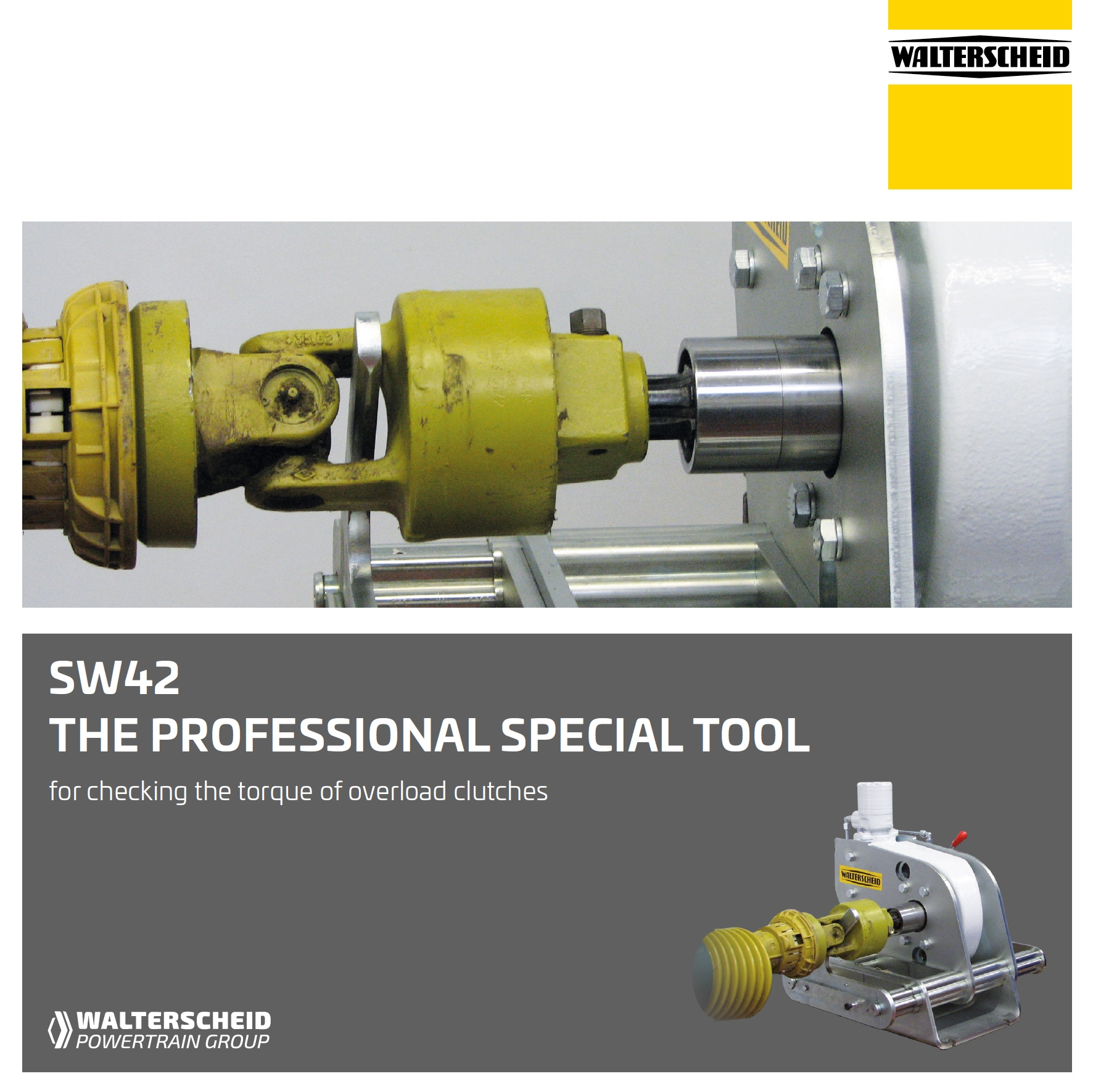 Walterscheid Specialist tool SW42
