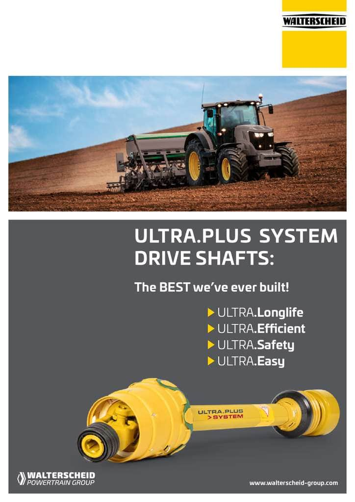 Walterscheid brochure ULTRA.PLUS