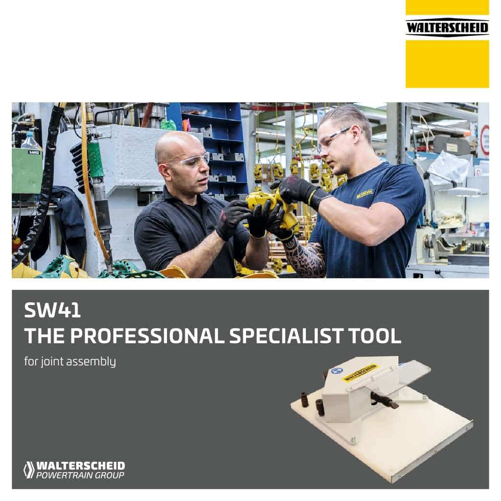 Walterscheid Specialist tool SW41