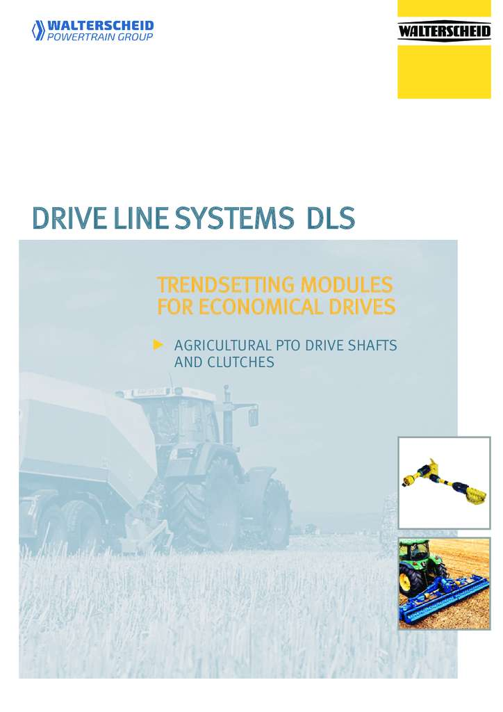 Walterscheid Drive Line Systems