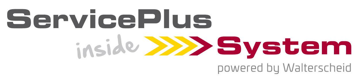 Walterscheid Service Plus Logo