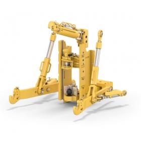 Traktor-Anbau-System